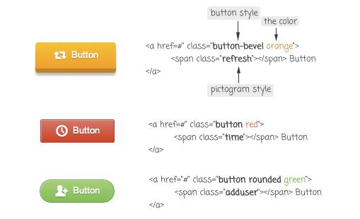 создание кнопки css