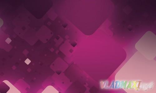 абстрактный розовый фон на vladmaxi.net и другие psd исходники
