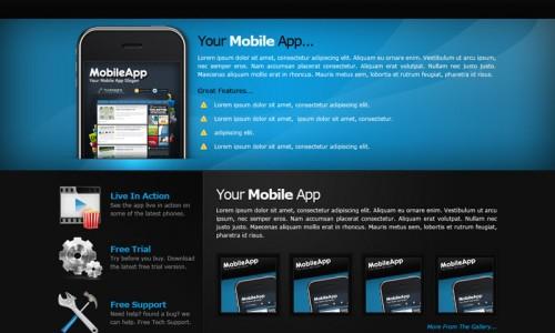 скачать макет сайта с vladmaxi.net
