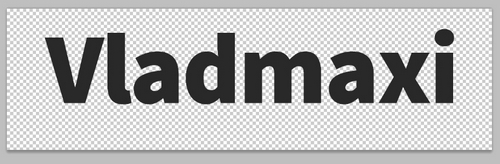 3D текст своими руками в фотошопе