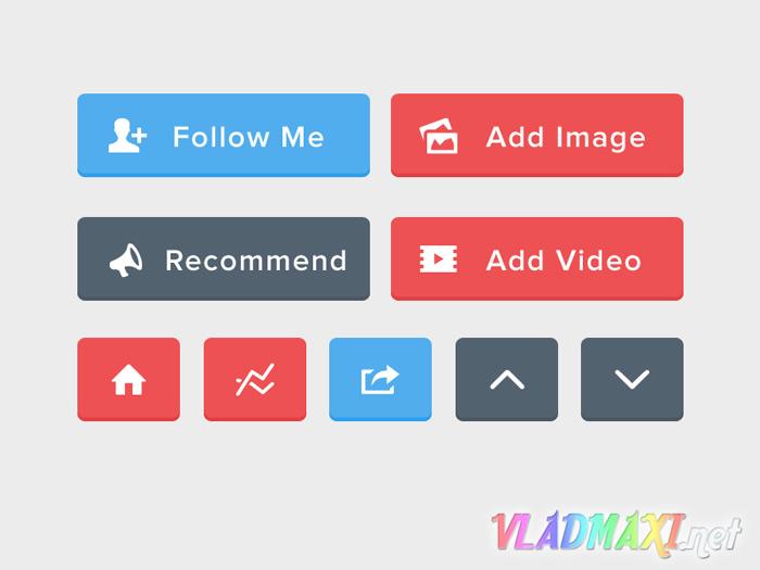 Как на сайте сделать наша кнопка 73